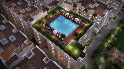 Gallery Cover Image of 753 Sq.ft 2 BHK Apartment for buy in Casagrand Smart Town, Semmancheri for 2334300