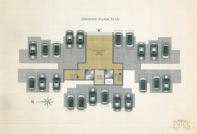 Project Image of 363.0 - 509.0 Sq.ft 1 BHK Apartment for buy in Prithvi Pride Phase I