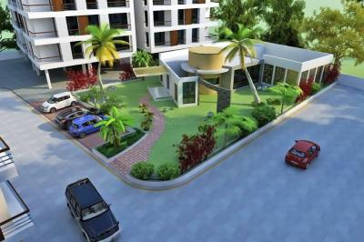 Gallery Cover Image of 1237 Sq.ft 2 BHK Apartment for rent in Ghuma for 13500