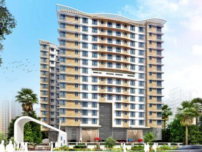 वर्धमान ग्रैन्डूर में खरीदने के लिए 480.0 - 708.0 Sq.ft 1 BHK अपार्टमेंट प्रोजेक्ट  की तस्वीर