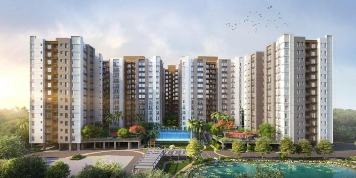 Project Image of 896.0 - 1411.0 Sq.ft 2 BHK Apartment for buy in Suncrest Estate