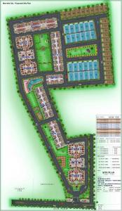 Project Image of 900 - 1080 Sq.ft Residential Plot Plot for buy in Hector Marvella City Plot