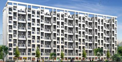 Gallery Cover Image of 570 Sq.ft 1 BHK Apartment for rent in Goel Amrut Ganga, Anand Nagar for 13000