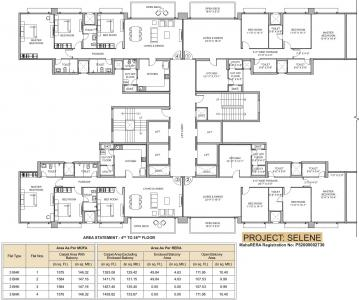 Project Image of 0 - 1504.0 Sq.ft 3 BHK Apartment for buy in Hiranandani Selene
