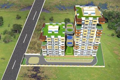 Project Image of 194 - 409 Sq.ft 1 RK Apartment for buy in Shree Vishnu Crossing Greens The Residences