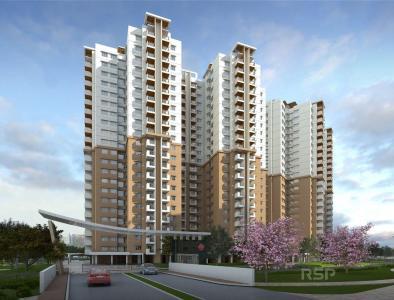 मंत्री वेबसिटि में खरीदने के लिए 950.0 - 1740.0 Sq.ft 2 BHK अपार्टमेंट प्रोजेक्ट  की तस्वीर
