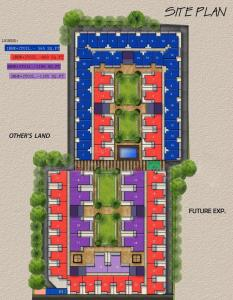 Project Image of 409 - 1185 Sq.ft 1 BHK Apartment for buy in Kingson The Home