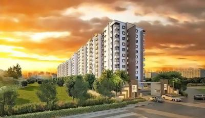 Project Image of 999.0 - 1321.0 Sq.ft 2 BHK Apartment for buy in Habitat Iluminar