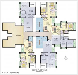Project Image of 431 - 698 Sq.ft 1 BHK Apartment for buy in HDIL Premier Exotica I