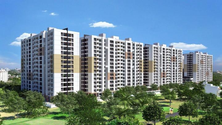 Project Image of 904.0 - 1097.0 Sq.ft 2 BHK Apartment for buy in Navin Starwood Towers