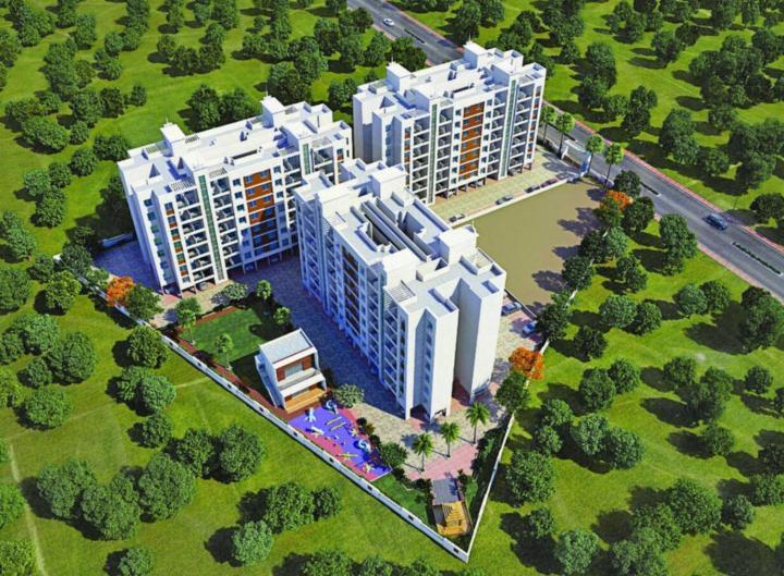 Project Image of 342.62 - 516.02 Sq.ft 1 BHK Apartment for buy in Shri Sai Sahavas
