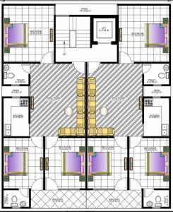 सुरेन्द्र रॉयल होम्स में खरीदने के लिए 0 - 1200.0 Sq.ft 3 BHK अपार्टमेंट प्रोजेक्ट  की तस्वीर