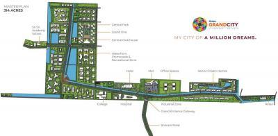 Gallery Cover Image of 827 Sq.ft 2 BHK Apartment for buy in Shriram Grand City, Dankuni for 2900000