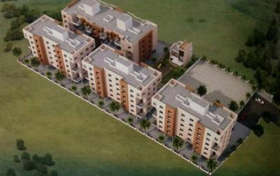 Project Image of 0 - 646 Sq.ft 2 BHK Apartment for buy in Kulshree Deshpande Garden Phase 1