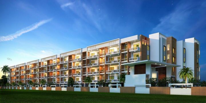 Project Image of 1202.0 - 1527.0 Sq.ft 2 BHK Apartment for buy in Mahaveer Carnation