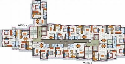 Project Image of 604.0 - 833.0 Sq.ft 1.5 BHK Apartment for buy in Vardhman Empire