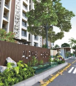 Gallery Cover Image of 1500 Sq.ft 2 BHK Apartment for buy in Samved Alpine Heights, Navrangpura for 8000000