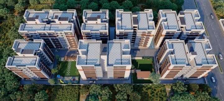 Project Image of 659.5 - 1138.82 Sq.ft 2 BHK Apartment for buy in Sawera Sanidhya