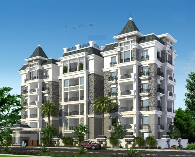 Project Image of 1105.0 - 1525.0 Sq.ft 2 BHK Apartment for buy in Concrete Guitar