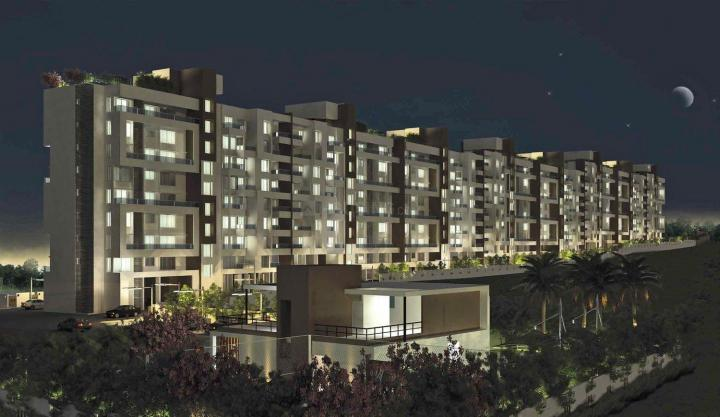 Project Image of 664.56 - 674.14 Sq.ft 2 BHK Apartment for buy in Anshul Casa G Building