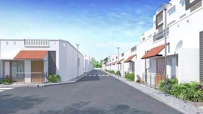 Project Image of 0 - 534.0 Sq.ft 1 BHK Villa for buy in Serene Hub Villas