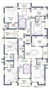 Project Image of 956.0 - 1610.0 Sq.ft 2.5 BHK Apartment for buy in Marutham Rythm