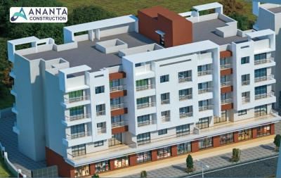 Project Image of 575.0 - 745.0 Sq.ft 1 BHK Apartment for buy in Ananta Adore 4