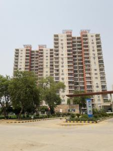 Gallery Cover Image of 1100 Sq.ft 2 BHK Apartment for rent in Mahindra Aura, Sector 110A for 24000