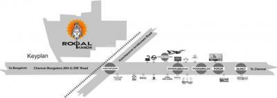 Project Image of 1500.0 - 2890.0 Sq.ft Residential Plot Plot for buy in Manju Royal Kanchi