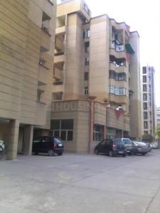 Gallery Cover Image of 1700 Sq.ft 3 BHK Apartment for rent in CGHS Royal Residency, Sector 9 Dwarka for 30000