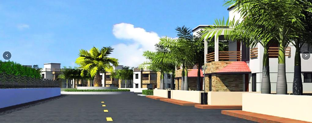 Project Image of 417.0 - 1537.0 Sq.ft 1 BHK Villa for buy in Akilene Harbour Greens