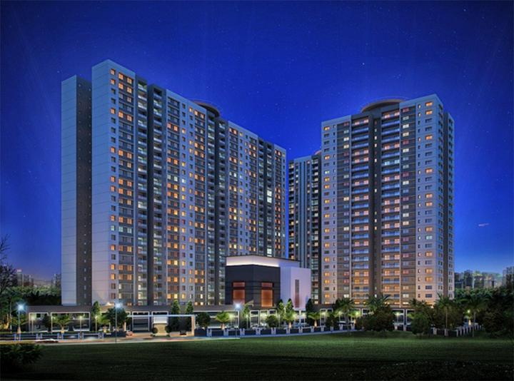 Project Image of 1842 - 3014 Sq.ft 3 BHK Apartment for buy in Sobha Isle