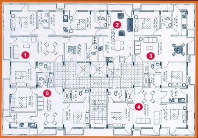 डीएस मैक्स द्स्मक्स स्पिर्ट में खरीदने के लिए 720.0 - 1200.0 Sq.ft 1 BHK अपार्टमेंट प्रोजेक्ट  की तस्वीर