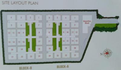 Project Image of 1220.0 - 1660.0 Sq.ft 2 BHK Apartment for buy in Apurupa Jagapati Heights