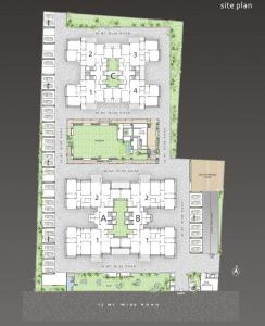 Project Image of 2610.0 - 3420.0 Sq.ft 3 BHK Apartment for buy in Nishant Ratnaakar III