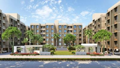 Gallery Cover Image of 800 Sq.ft 1 BHK Apartment for rent in Bopal for 9500