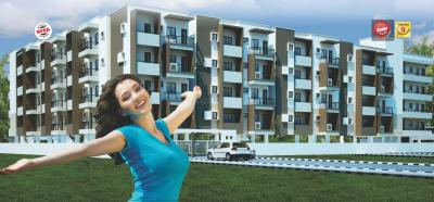 Gallery Cover Image of 1000 Sq.ft 2 BHK Apartment for buy in Ishanvi Green Leaf, Kengeri Satellite Town for 4200000