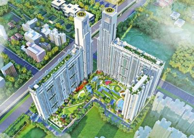Project Image of 1070.0 - 2135.0 Sq.ft 2 BHK Apartment for buy in Amrapali Aurum Towers