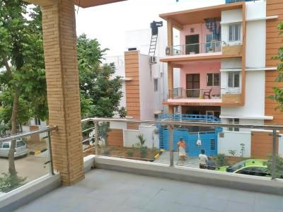 Gallery Cover Image of 539 Sq.ft 4 BHK Villa for rent in Praneeth Pranav Valley by Praneeth Group, Hyderguda for 18000