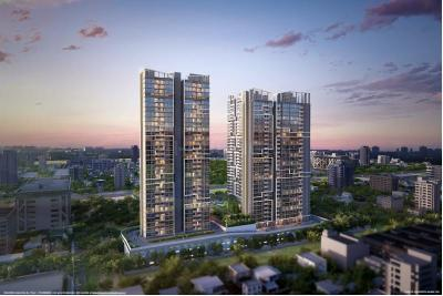 Project Image of 446.0 - 1603.0 Sq.ft 1 BHK Apartment for buy in Tata Serein Phase 1