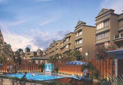 Gallery Cover Image of 585 Sq.ft 1 BHK Apartment for buy in Ashiana Panvel Pride, Kewale for 2810000