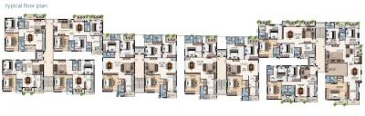 Project Image of 1265.0 - 2620.0 Sq.ft 2 BHK Apartment for buy in Goldstone Rock Gardens
