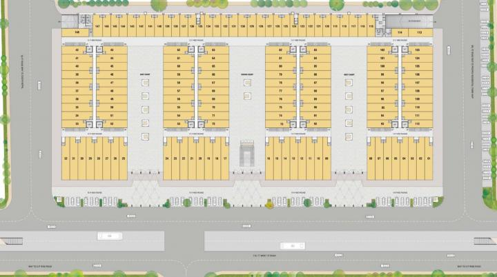 Project Image of 520.0 - 2290.0 Sq.ft Shop Shop for buy in Riddhi Siddhi The Retail Park
