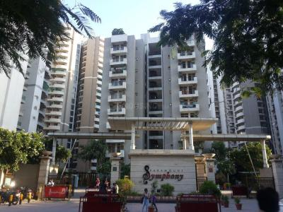 Gallery Cover Image of 1120 Sq.ft 1 BHK Apartment for rent in Paramount Symphony, Crossings Republik for 6500