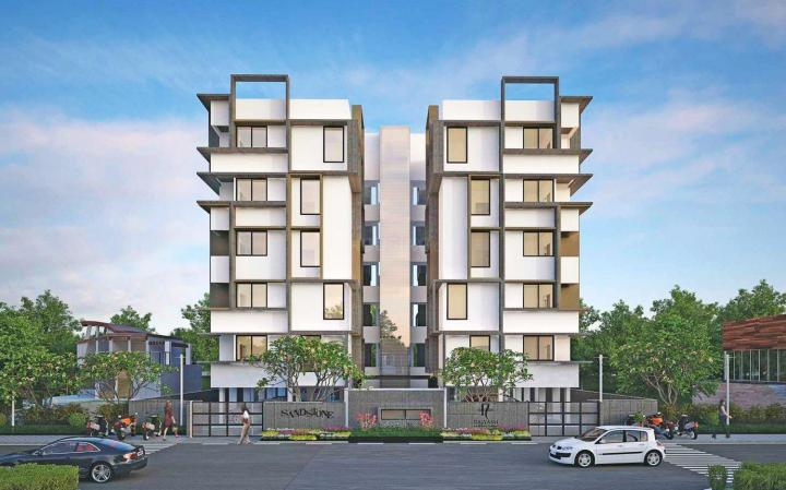 Project Image of 537 - 625 Sq.ft 2 BHK Apartment for buy in Rajyash Sandstone