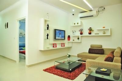 Gallery Cover Image of 1299 Sq.ft 2 BHK Apartment for buy in GR  Heights , J P Nagar 8th Phase for 6800000