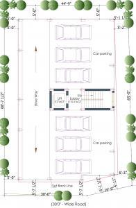 रेडब्रिक जैस रेसिडेंस में खरीदने के लिए 1084.0 - 1106.0 Sq.ft 2 BHK अपार्टमेंट प्रोजेक्ट  की तस्वीर