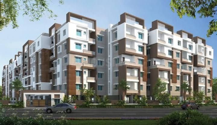 Project Image of 833.0 - 1254.0 Sq.ft 2 BHK Apartment for buy in Sri Sai Anurag New Town