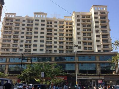 Gallery Cover Image of 700 Sq.ft 1 BHK Apartment for rent in Mahalaxmi Kingston Court, Virar West for 10000
