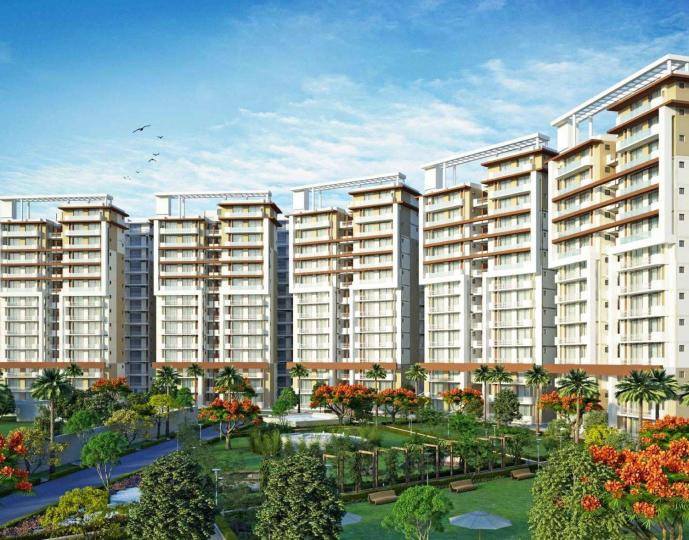 Project Image of 1091.0 - 6722.0 Sq.ft 3 BHK Apartment for buy in Green Lotus Saksham